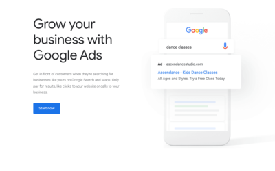 How to create a Google Ads account and add users